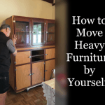 How to Move Heavy Furniture by Yourself Easily